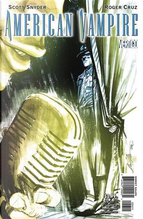 American Vampire n.26 by Scott Snyder