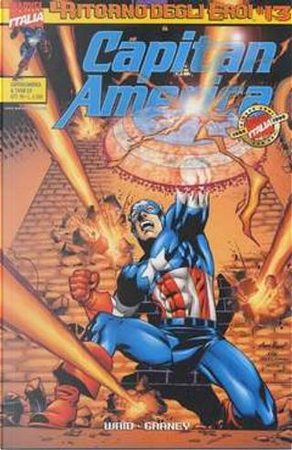 Capitan America & Thor n. 59 by Mark Waid