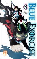 Blue Exorcist, Tome 8 by Kazue Kato