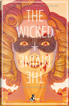 The wicked + the divine vol. 7 by Kieron Gillen