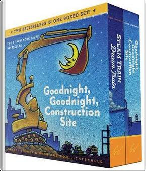 Goodnight, Goodnight, Construction Site / Steam Train, Dream Train by Sherri Duskey Rinker