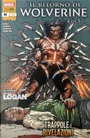 Wolverine n. 380 by Charles Soule