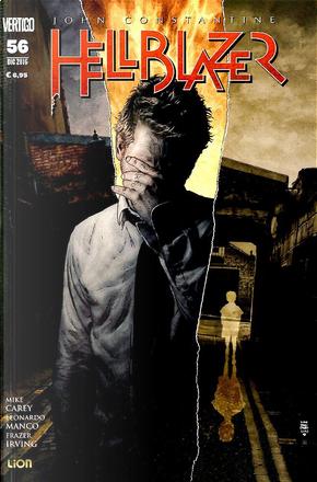 Hellblazer vol. 56 by Mike Carey