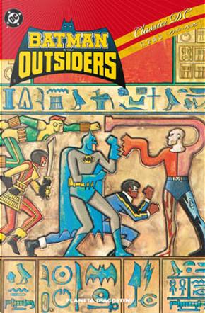 Classici DC - Batman e gli Outsiders n. 2 (di 3) by Alan Davis, Alex Saviuk, Bill Willingham, Dan Day, Jan Duursema, Jerome Moore, Jim Aparo, Mike W. Barr, Pablo Marcos, Ron Randall, Trevor Von Eeden