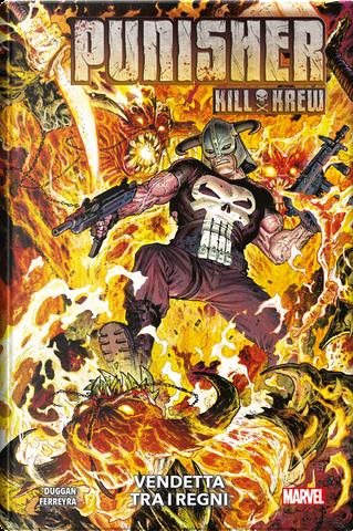 Punisher Kill Krew by Gerry Duggan