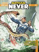 Maxi Nathan Never n. 17 by Giovanni Gualdoni, Lucio Sammartino, Riccardo Secchi