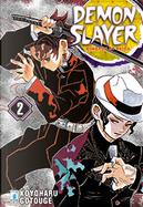 Demon Slayer vol. 2 by Koyoharu Gotouge