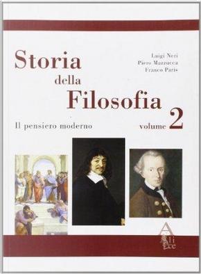 Storia della filosofia. Manuale. Per le Scuole superiori by Luigi Neri