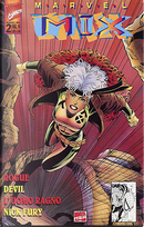Marvel Mix n. 2 by D.G. Chichester, Gregory Wright, Howard Chaykin, Howard Mackie