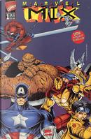 Marvel Mix n. 1 by Chuck Dixon, Gregory Wright, Howard Chaykin, Howard Mackie