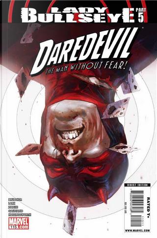Daredevil Vol.2 #115 by Ed Brubaker