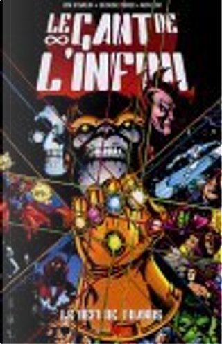 Le défi de Thanos by Jim Starlin, George Perez, Ron Lim