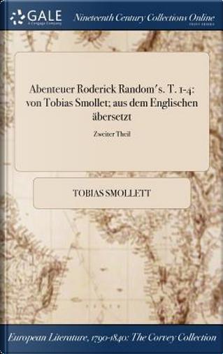 Abenteuer Roderick Random's. T. 1-4 by Tobias Smollett