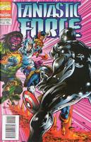 Fantastic Force Vol.1 #4 (de 6) by Mike Kanterovich, Tom Brevoort
