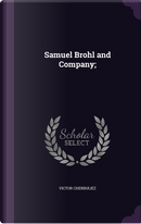 Samuel Brohl & Company by Victor Cherbuliez