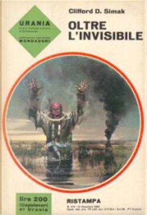 Oltre l'invisibile by Clifford Simak