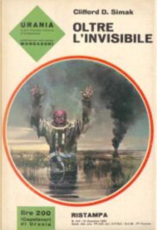 Oltre l'invisibile by Clifford D. Simak