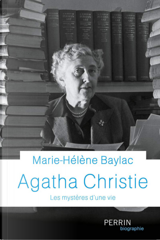 Agatha Christie by Marie-Hélène Baylac