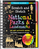 Scratch and Sketch National Parks & Landmarks by Martha Day Zschock