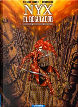 Nyx: El regulador, 2 by Marc Moreno, Éric Corbeyran