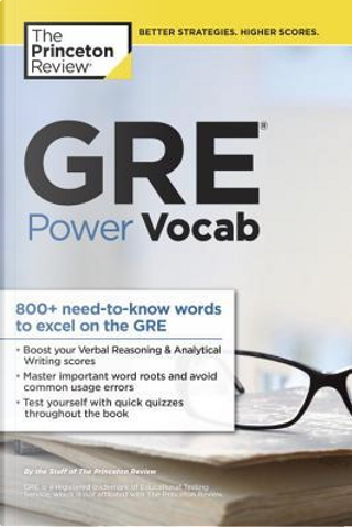 Gre Power Vocab by Anne Curtis