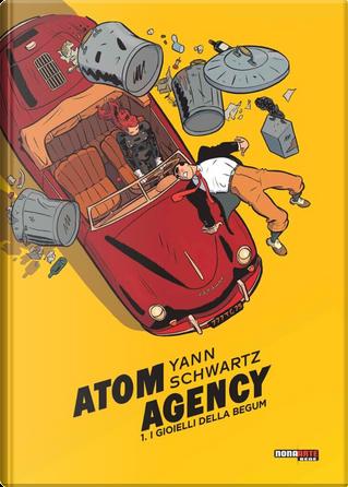 Atom agency vol. 1 by Yann Le Pennetier