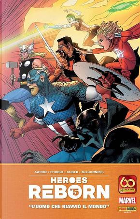 Heroes Reborn n. 5 by Jason Aaron