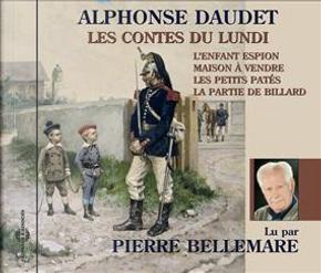 Les contes du Lundi by Alphonse Daudet