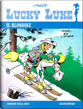 Lucky Luke Gold Edition n. 57 by Balac, Jean Léturgie