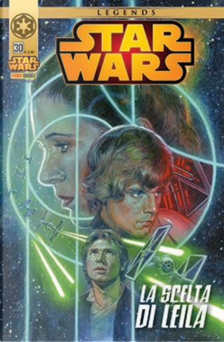 Star Wars vol. 30 by Tim Siedell, Brian Wood, Russ Manning