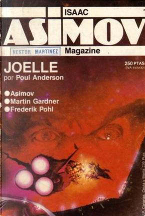 Asimov Magazine - 1 by A. Bertram Chandler, Frederik Pohl, Isaac Asimov, Margaret St. Clair, Martin Gardner, Michael Bishop, Poul Anderson