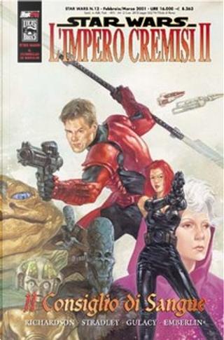 Star Wars: L'impero cremisi II by Mike Richardson, Randy Stradley