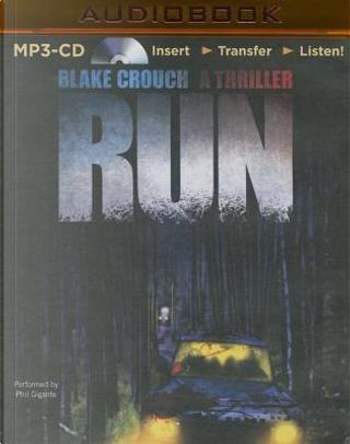 Run by Blake Crouch