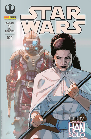 Star Wars #20 by Jason Aaron, Marjorie Liu