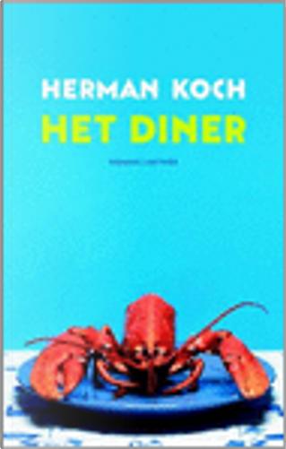 Het diner by Herman Koch