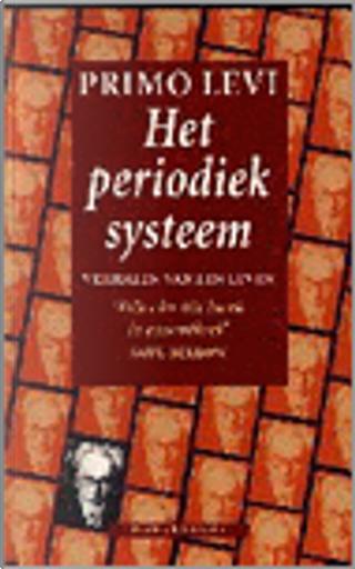 Het periodiek systeem by Primo Levi