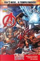 Avengers n. 44 by Frank Barbiere, Jonathan Hickman, Robert Kirkman