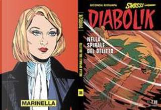 Diabolik Swiisss n. 305 by Angela Giussani, Luciana Giussani