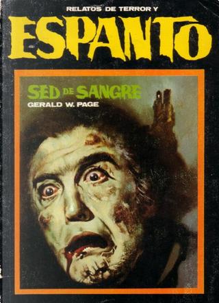 Relatos de terror y espanto - 4 by Gerald W. Page, May Sinclair