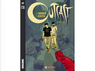 Outcast n. 17 by Robert Kirkman