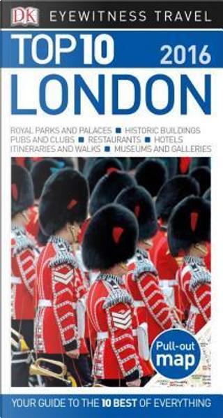 Dk Eyewitness Top 10 2016 London by Roger Williams