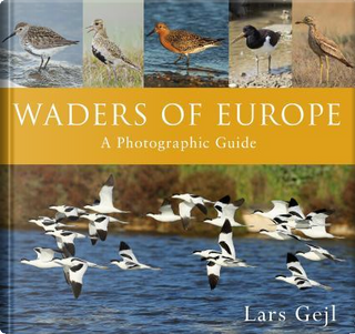 Waders of Europe by Lars Gejl