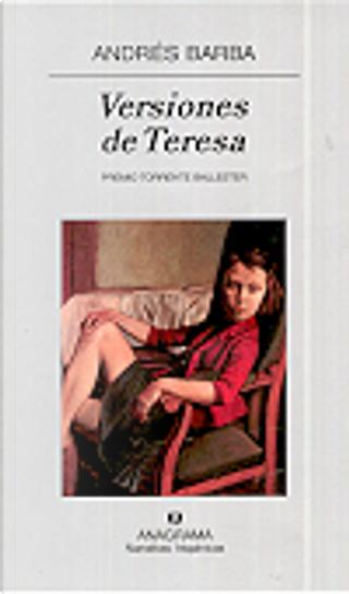 Versiones de Teresa by Andrés Barba