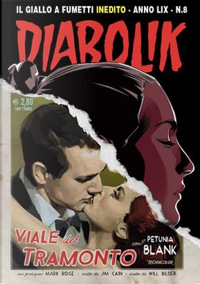 Diabolik anno LIX n. 8 by Andrea Pasini, Patricia Martinelli, Roberta Finocchiaro