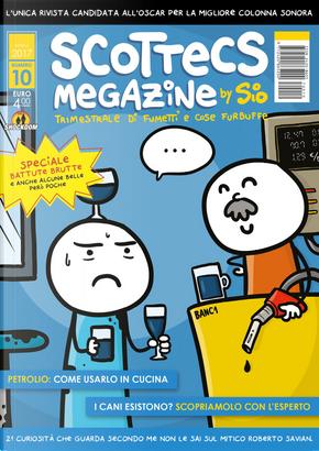 Scottecs Megazine n. 10 by Davide La Rosa, Sio