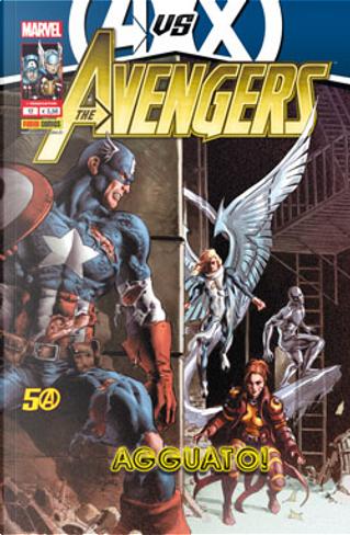 Avengers n. 12 by Barry Kitson, Brian Michael Bendis, Cullen Bunn, Danny Miki, Mirco Pierfederici, Scott Hanna, Sean McKeever
