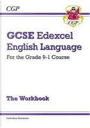 New GCSE English Language Edexcel Workbook - for the Grade 9-1 Course (includes Answers) by CGP Books