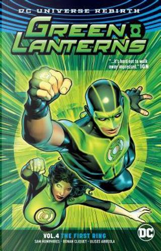 Green Lanterns 4 by Sam Humphries