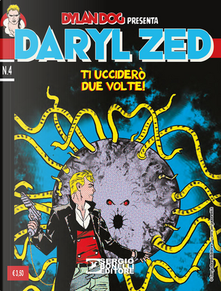 Daryl Zed n. 4 by Tito Faraci