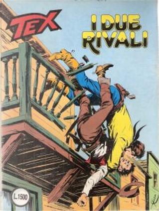 Tex n. 214 by Erio Nicolò, Gianluigi Bonelli
